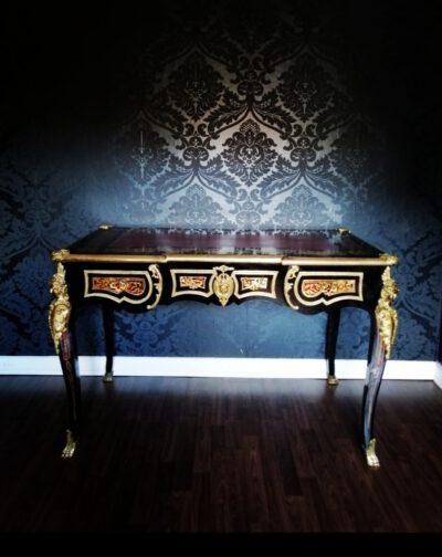 Louis XV Boulle Tisch